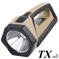 TX特林XHP50內建鋰電高強亮探照燈(T-DL-P50)