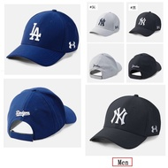Under Armour & MLB  洋基帽 道奇隊 棒球帽