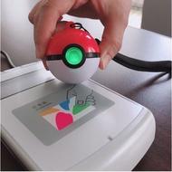精靈寶可夢造型悠遊卡-3D寶貝球(現貨,全新未拆封)