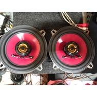 好萊塢兩音路同軸5吋喇叭(汽車音響主機  汽車音響  車用喇叭  其它  重低音 )