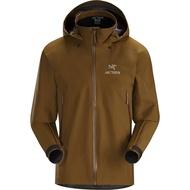 特價 Arcteryx 始祖鳥 雨衣 Beta AR 登山風雨衣 專業款 21782 男Gore Tex Pro 馴鹿棕