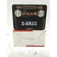LMJ YUEGAN YG-34 Rechargeable AM/FM Radio USB/SD/TF MP3