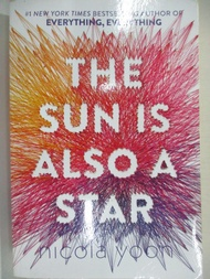 【書寶二手書T1/原文小說_A71】Sun Is Also a Star_Nicola Yoon