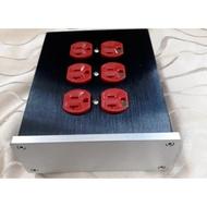 426.1.5mm厚鋁合金6位排插配PS醫療級認證黃銅插座原價3500特價3000元
