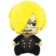 ☆勳寶玩具舖【現貨】萬代 Bandai 海賊王 航海王 坐姿娃娃--香吉士 SANJI