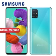 "Global Version Samsung Galaxy A51 A515F/DSNโทรศัพท์มือถือ128GB ROM 8GB /6GB RAM 6.5 ""1080X2400 48MP 4000MAh NFCสมาร์ทโฟน4G"