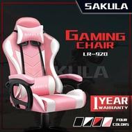 kerusi gaming Sakula Gaming Chair Office Chair