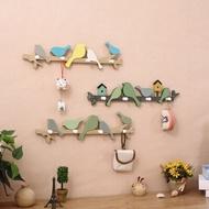美式創意門口玄關兒童房試衣間掛鉤牆上壁掛裝飾衣帽鉤門後鑰匙架   HM 居家物語
