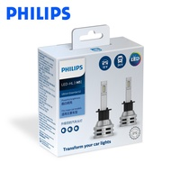 PHILIPS 皓鑽光LED ESSENTIAL H1/H4/H7/H11/HIR2-贈無線充電滑鼠