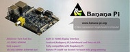 【秋葉原電腦周邊】㊣ Banana PI A20開發板 Elastos.org開源OS Android4.2 Cubietruck, 樹莓派,pcduino,cubieboard