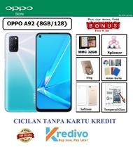 Oppo A92 Ram 8GB/128GB - Cicilan Tanpa Kartu Kredit + 6 Acc (Garansi Resmi, Bisa COD, Kredivo, HP Murah, Sale, Promo)