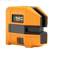 ☆捷成儀器☆最新款美國雷射水平儀PLS180G綠光雷射儀 綠光可做外牆磁磚 PLS180G