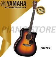 Yamaha FX370C Tobaco Brown Sunburst Electric Acoustic Guitar