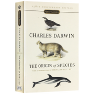 【READY STOCK】Original Popular BooksThe Origin of Species books for Young adults Novel