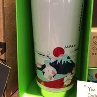 日本星巴克限定 保溫杯