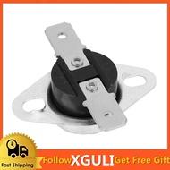 Xguli 5pcs Ksd301 Nc Normal Temperature Switch Thermostat
