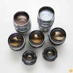 CANON RF 50mm f/1.4, 85mm f/1.9, 85mm f/2 (Leica, LTM, L39)