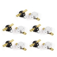 10pcs KSD301 150 Celsius Thermostat Switch Replaceable Temperature Control Switch