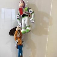 玩具總動員-汽機車吊飾(胡迪、巴斯光年)