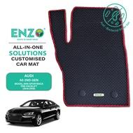 ENZO Car Mat - Audi A5 2nd Gen Model 8W6 Sportback Pre-Facelift (2016-2018)