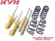 【Power Parts】KYB LOWFER SPORTS 黃筒 避震器 TOYOTA CAMRY 2007-2015