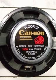 Promo speaker canon 12 inch Murah