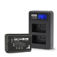 【Dr.battery電池王】for Sony NP-FW50 高容量鋰電池+液晶雙槽充電器