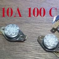 100c 10a Thermofuse Thermostat Fuse Holder Ksd301 Ksd 301