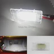 24SMD LED กระเป๋าเดินทาง Trunk สำหรับ BMW E36 E39 E46 E60 E65 E82 E88 E70 E71 E84 F01 F02