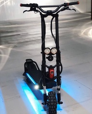 Brand Kaabo wolf warrior 11 inch electric scooter with warranty and free helmet