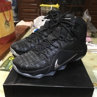 Lebron 12 EXT RC QS 橡膠城