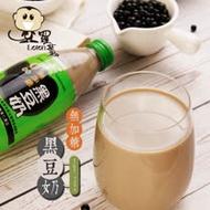 【羅東農會】羅董特濃無加糖台灣青仁黑豆奶 24瓶 (245ml/瓶)