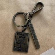 全新porter鑰匙圈