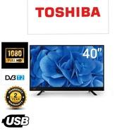 """TOSHIBA LED TV 40"""" NORMAL  40L3750VM"""