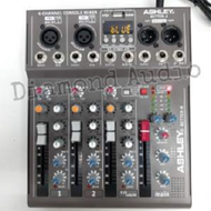 ( BISA COD ) MIXER ASHLEY BETTER 4 ORIGINAL 4 CHANNEL USB MIXER ASHLEY 4 CHANNEL