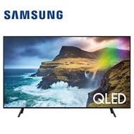 (點數10倍回饋+桌上安裝)三星 65吋4K QLED液晶電視 QA65Q70RAWXZW