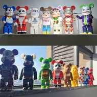 28cm Bearbrick Collectible Models Toys Action Figure