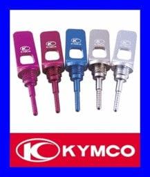 【機車工程師】《KYMCO精品》光陽原廠造型機油尺 機油尺 G1565A-KDU-910  雷霆、超五、如意、奔馳、奔騰、金牌、V2+、GP、V2、V1