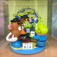 玩具總動員 桌上型年曆 迪士尼商店