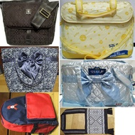 NaRaYa曼谷包、優生媽媽包媽咪袋手提包、廣西民族原住民手工織錦布包、PORTER菱格緹花托特包斜背包、輕便後背包書包