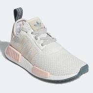 KUMO SHOES-Adidas NMD R1 白粉 粉紅色 綠底 粉嫩 裸粉 粉白 粉色 女 D97232