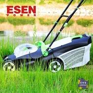 割草機 充電式手推電動割草機 電動家用除草機鋰電草坪割草機剪草機T
