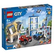 樂高積木 LEGO《 LT60246 》City 城市系列 - 警察局