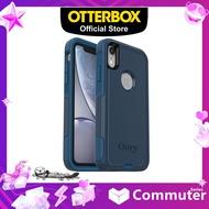 [Apple iPhone XR / iPhone X / iPhone Xs / iPhone Xs Max] OtterBox Premium Quality / Protective Phone Case / Commuter Series Case