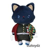 【现貨 鬼滅之刃】♫日本MOVIC鬼滅之刃周邊公仔withCAT貓貓眼罩玩偶娃娃掛件3月發售♫