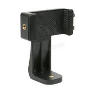 一字手機夾 單機熱靴360度底座型 直播 麥克風熱靴支架 直播架 手機夾