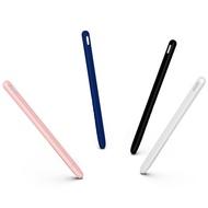 กดแท็บเล็ตStylusปากกาสำหรับApple Pencil 2กรณีแบบพกพาซิลิโคนดินสอกรณีอุปกรณ์เสริม