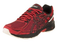 ASICS Mens Gel-Venture 6 Running Shoe, Lychee/Black/Whisper White, 11