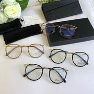 【新款】DIOR 迪奧同款(可自配近視哦)小清新光學眼鏡架 ‼️‼️男女款時尚百搭耐