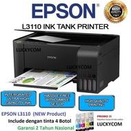 Epson Printer L3110 Print Scan Copy ( Terbaru )  - Pengganti EPSON L360